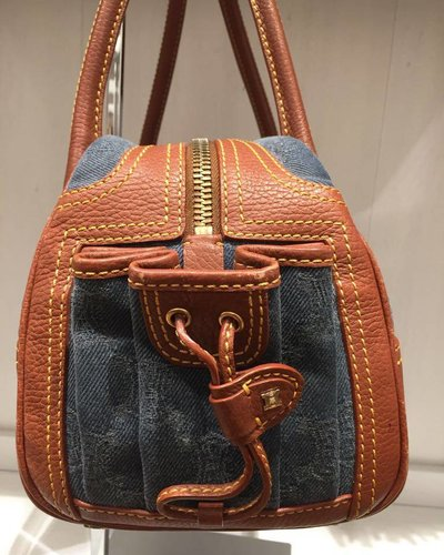 CÉLINE CÉLINE denim bag