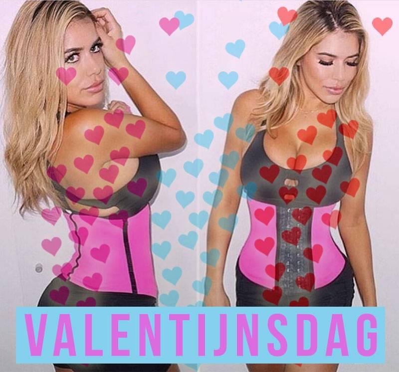 Verwen jezelf voor Valentijn, koop een Waist Trainer.