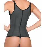Ann Chery Ann Chery 2028 – Latex Waist Trainer semi vest 2-hooks