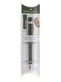 """Faber-Castell Perfekter Bleistift """"Castell 9000"""" Geschenketui, grün"""