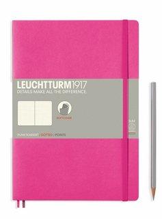 Leuchtturm1917 Leuchtturm Notizbuch COMPOSITION B5 SC new pink blanko