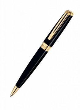 Waterman Kugelschreiber Exception Slim Lack G.C., schwarz