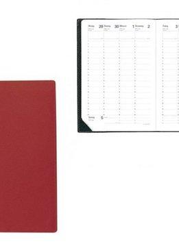 Brause GmbH MINISTER IMPALA Kalender rot A5 1W/2S PVC