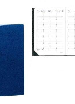 Brause GmbH MINISTER IMPALA Kalender blau A5 1W/2S PVC