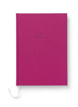 Faber-Castell GvFC Leinenbuch A5 Farbwelten Electric Pink