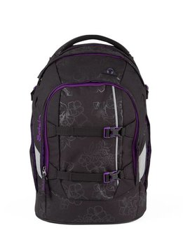 FOND OF BAGS GmbH SATCH PACK Schulrucksack Purple Hibiscus 17