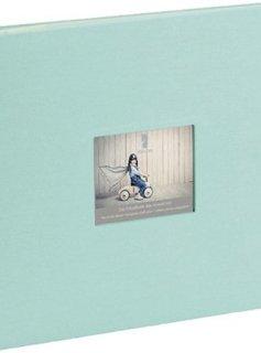 Rössler Fotoalbum Memories 28x24 Mint (Stoff)