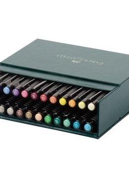 Faber-Castell Tuschestift PITT Artist pen B 24STK,A.box