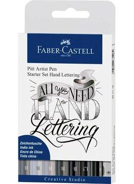 Faber-Castell Handlettering Tuschestift Pitt Artist Pen 8Stk