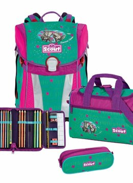 Scout SCOUT SUNNY SET 4tlg Summer Green 18