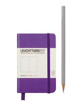 Leuchtturm Albenverlag LT Notizbuch MINI A7 HC lila,glatt
