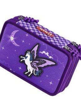 Hama GmbH & Co KG XXL Mäppchen FLASH 3tlg Pegasus Purple 18