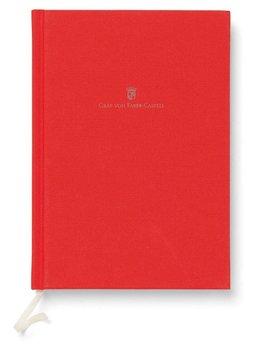 Graf von Faber-Castell Leinenbuch A5 India Red Farbwelten