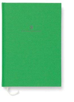 Graf von Faber-Castell Leinenbuch A5 Viper Green Farbwelten