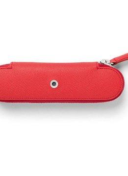 Graf von Faber-Castell Etui 2-er Farbwelten India Red RV