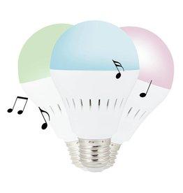 Loooqs LED lamp met APP en speaker