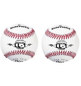 "LL-1 Baseboll Boll Competition, 9"" (inch), Vit, 2 st"