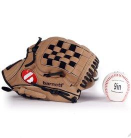 "GBSL-3 Baseball set, Leather 11"" Glove & ball (SL-110, LL-1)"