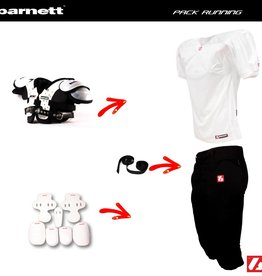 barnett Pack Running Football set