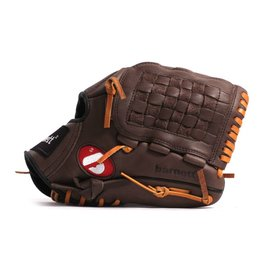 """GL-120 Competition baseball glove, 12"""" genuine leather, outfield, Brown"""