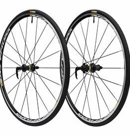 Mavic Ksyrium Equipe wheels 25 mm (x2)