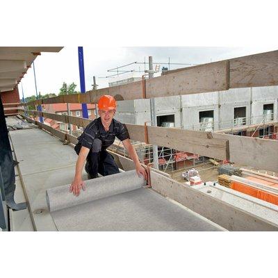 Floorguard 1130, zelfklevend afdekvlies 330g/m² 1m x 25m