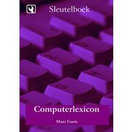 Sleutelboek Computerlexicon - Marc Goris