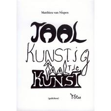 Taalkunstig taaltje kunst - Matthieu van Nispen