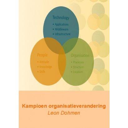 Kampioen organisatieverandering - Leon Dohmen