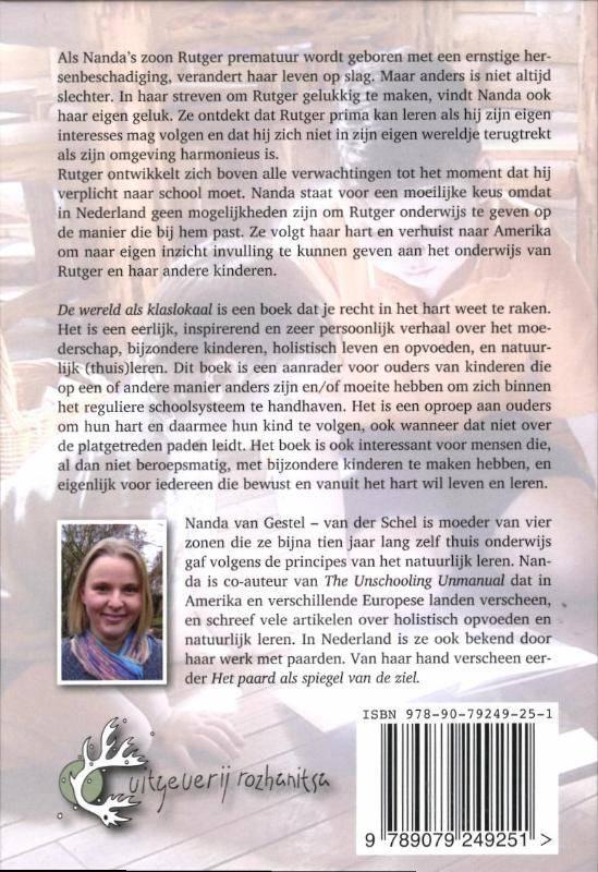 De wereld als klaslokaal geschreven door nanda van gestel van der schel heel nederland leest - Home key van de wereld ...