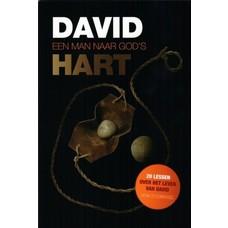 David, een man naar Gods hart - Henk Stoorvogel