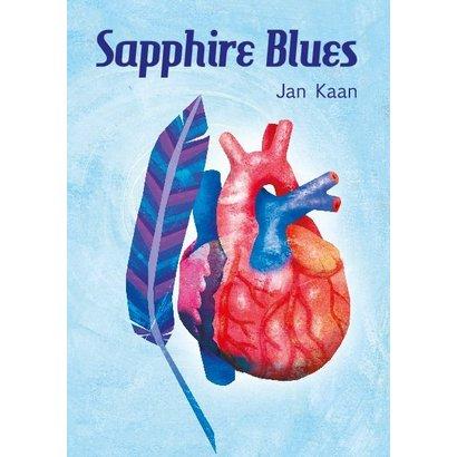 Sapphire Blues - Jan Kaan (hardcover)