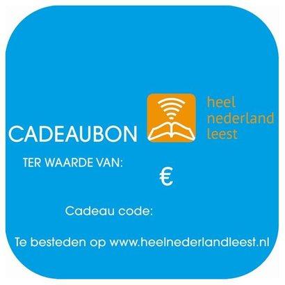 Cadeaubon Heel Nederland Leest