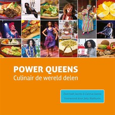 Power Queens | Culinair de wereld delen - Danitzah Jacobs