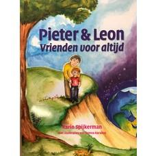 Pieter & Leon vrienden voor altijd - Karin Spijkerman
