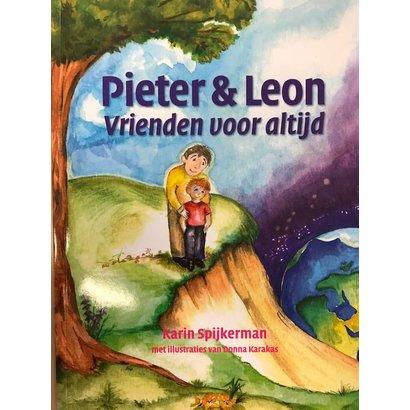 Pieter & Leon - Vrienden voor altijd / Karin Spijkerman