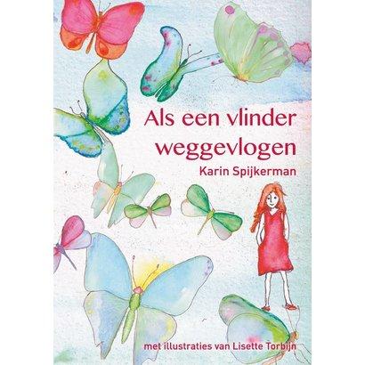 Populair Als een vlinder weggevlogen - Karin Spijkerman - Heel Nederland Leest #TW83