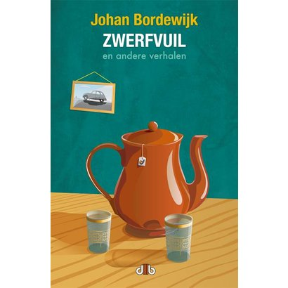 Zwerfvuil - Johan Bordewijk