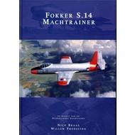 Fokker S-14 Machtrainer - Nico Braas & Willem Vredeling
