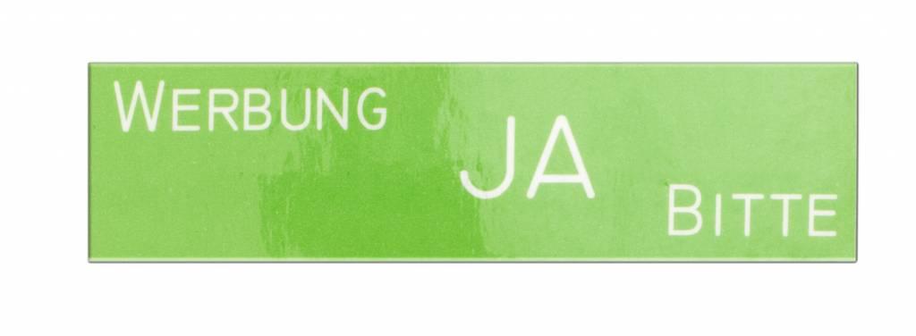 KNOBLOCH Schildeinlage für Namensschild MAXAV3A