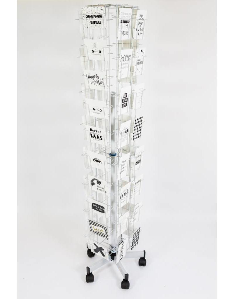 Zoedt Kaartenmolen met ruimte voor 60 kaarten
