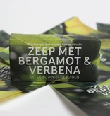 Botanische Tuinenzeep II - bergamot & verbena