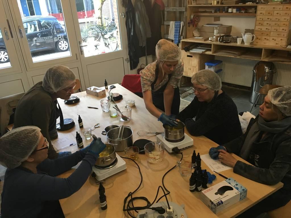 Workshop met Wij aan de Werf