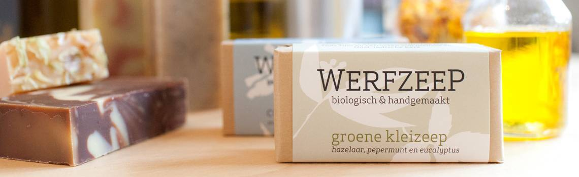 Werfzeep organic & handmade soap