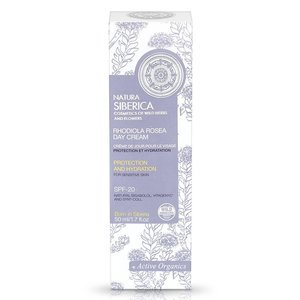 Natura Siberica Rhodiola Rosea Day Cream 50 ml