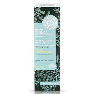 Natura Siberica Sophora Japonica Night Cream 50 ml