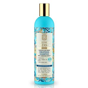 Natura Siberica Oblepikha Shampoo Nutrition and Repair ( Weak and Damaged Hair ) 400 ml