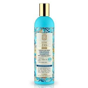 Natura Siberica Oblepikha Shampoo Nutrition and Repair ( Weak and Damaged Hair ) 400 ml