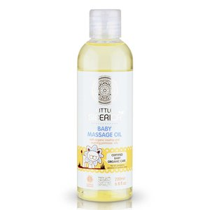 Natura Siberica Baby Massage-olie 200 ml