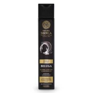Natura Siberica Beluga Hair Shampoo-Activator against Hair Loss 250 ml